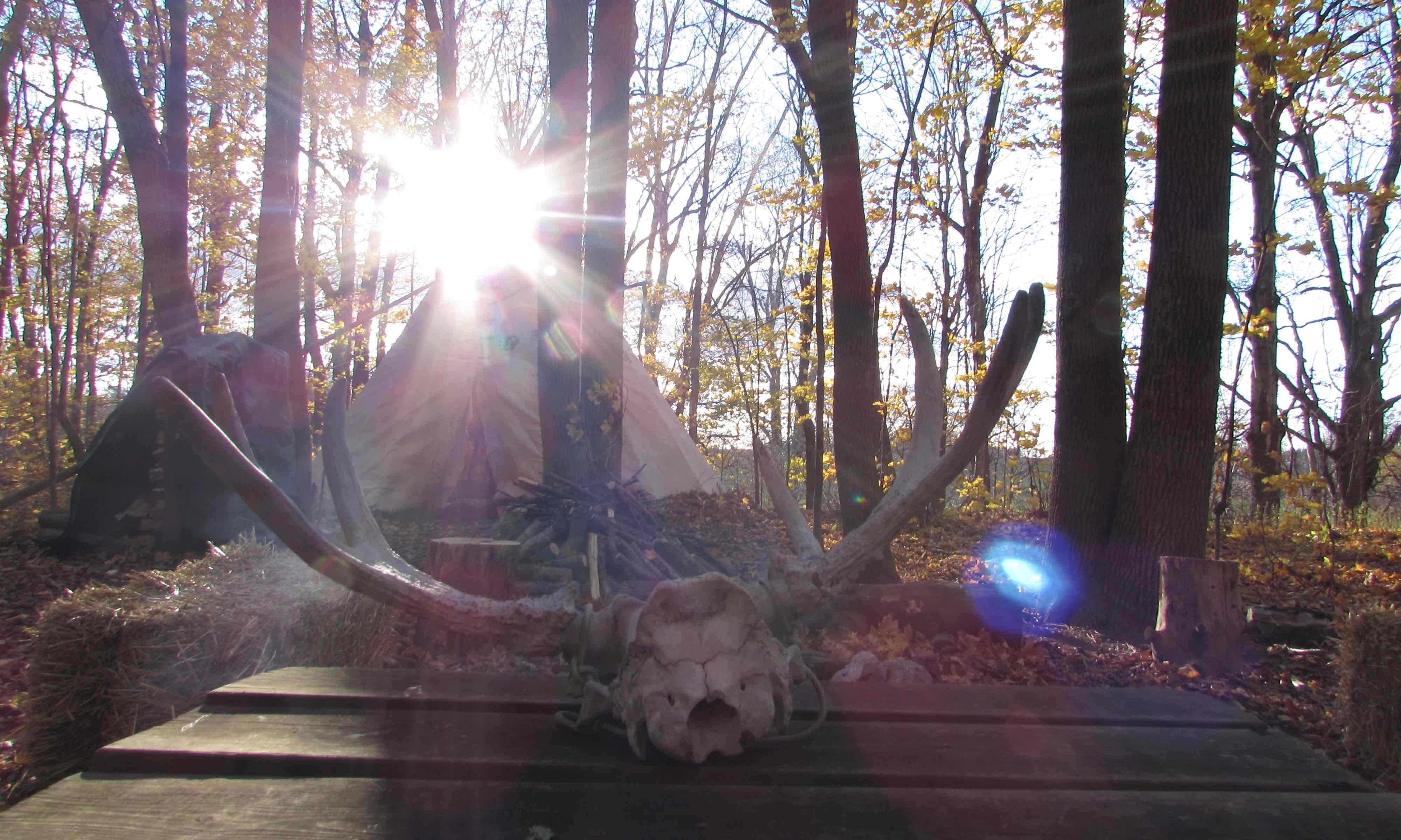 Before the Samhain