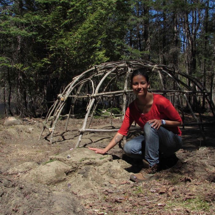 Our Temazcal in Quebec