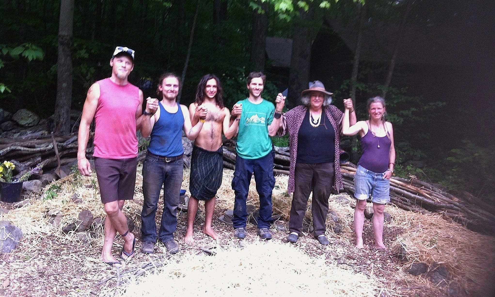 Permaculture with Stahawk in Connecticut