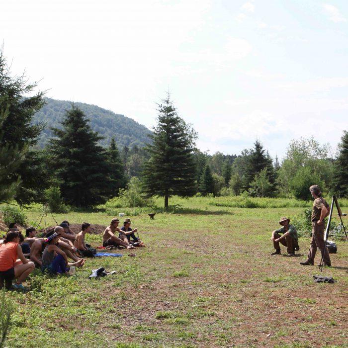 Rewild teaching