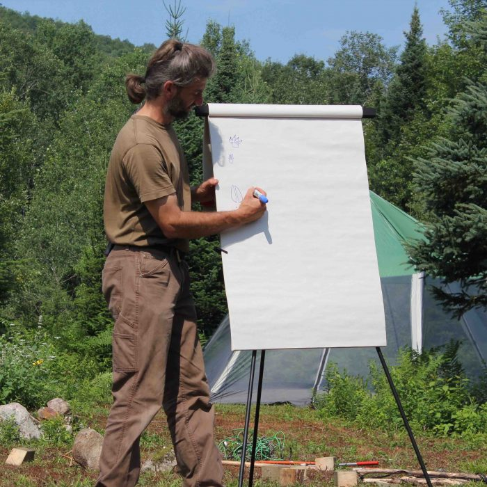 Tracking teaching