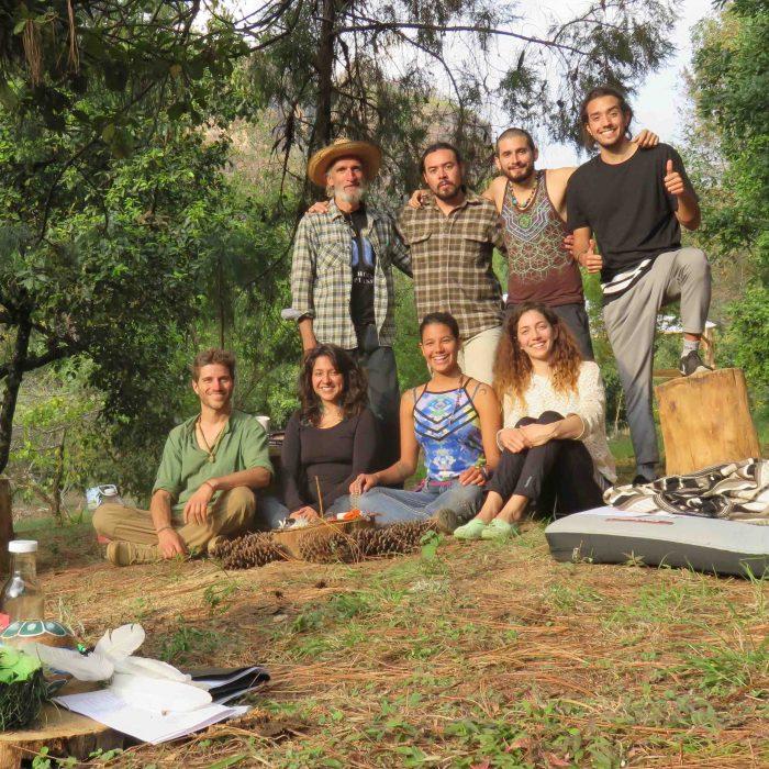 Workshop in Chalmita Mexico